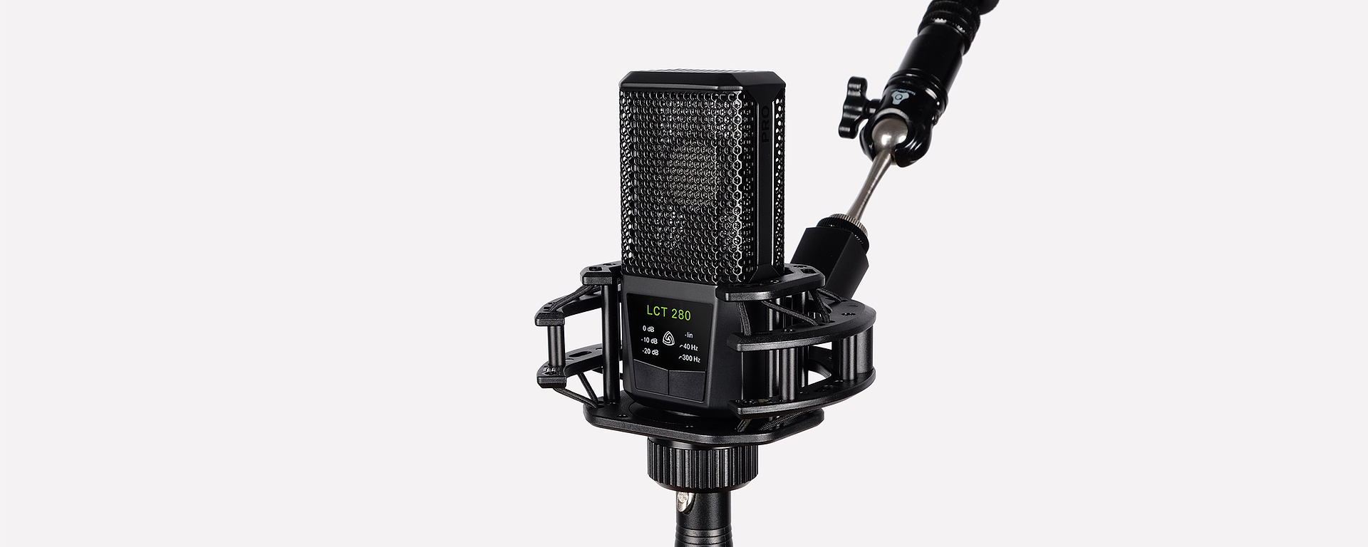 LCT 280 Black shock mount