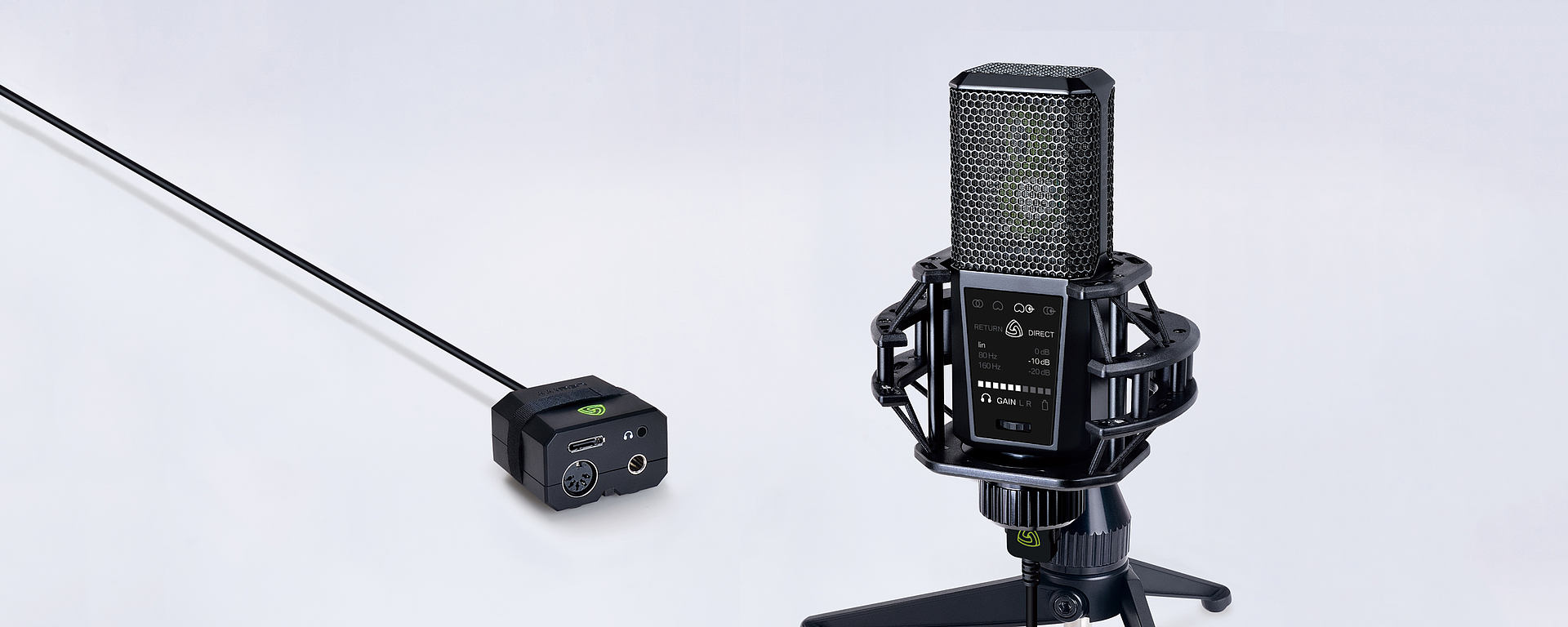 DGT 650 with Breakout Box